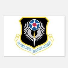 Air Force Special Operations Command Postcards (Pa