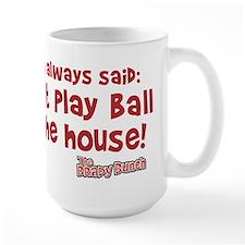 Retro Brady Bunch Mug