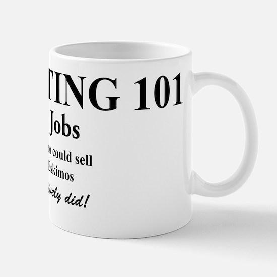 Steve Jobs Marketing 101