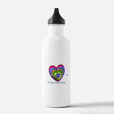 Critical Care Nurse Water Bottle
