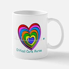 Critical Care Nurse Mug