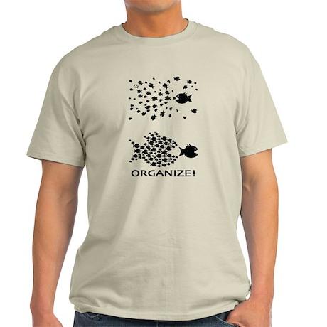 Organize Light T-Shirt