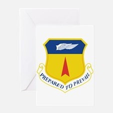 36th Wing Greeting Card