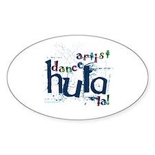 Hula-La! by DanceBay.com Decal
