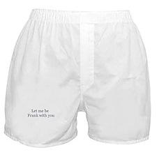 Frank Boxer Shorts