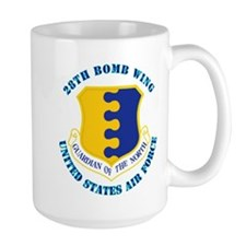 28th Bomb Wing with Text Mug