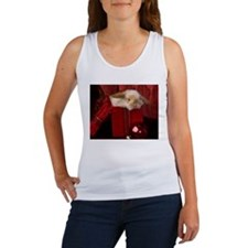 Christmas Bunny Women's Tank Top
