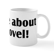Novel Mug
