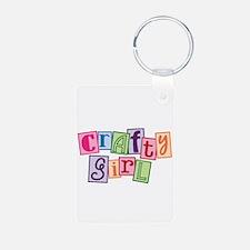 Crafty Girl Keychains