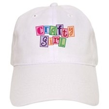Crafty Girl Baseball Cap
