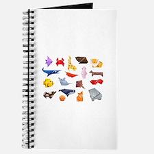 Origami Animals Journal