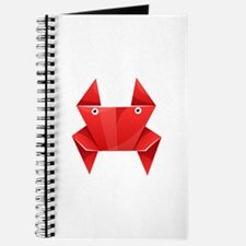 Origami Crab Journal