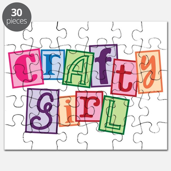 Crafty Girl Puzzle