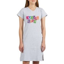 Crafty Girl Women's Nightshirt