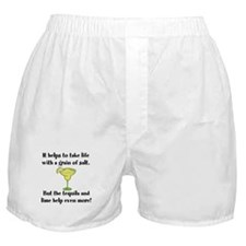 Grain Of Salt Boxer Shorts
