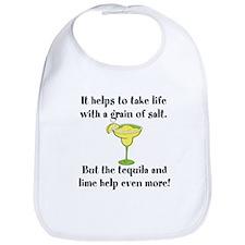 Grain Of Salt Bib