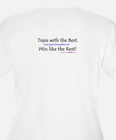 Train With The Best Win Like T-Shirt