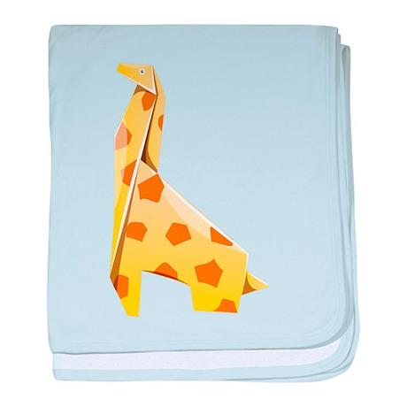 Origami Giraffe baby blanket by FinestShirtsAndGifts - photo#15