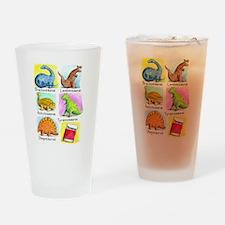 Saurus Drinking Glass
