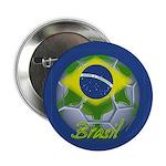 """Futebol Brasileiro 2.25"""" Button (10 pack)"""