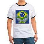 Futebol Brasileiro Ringer T