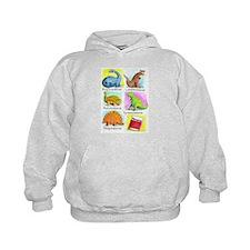 Saurus Shirts Hoodie