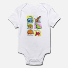 Saurus Shirts Infant Bodysuit