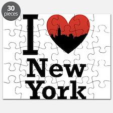 I love New York Puzzle
