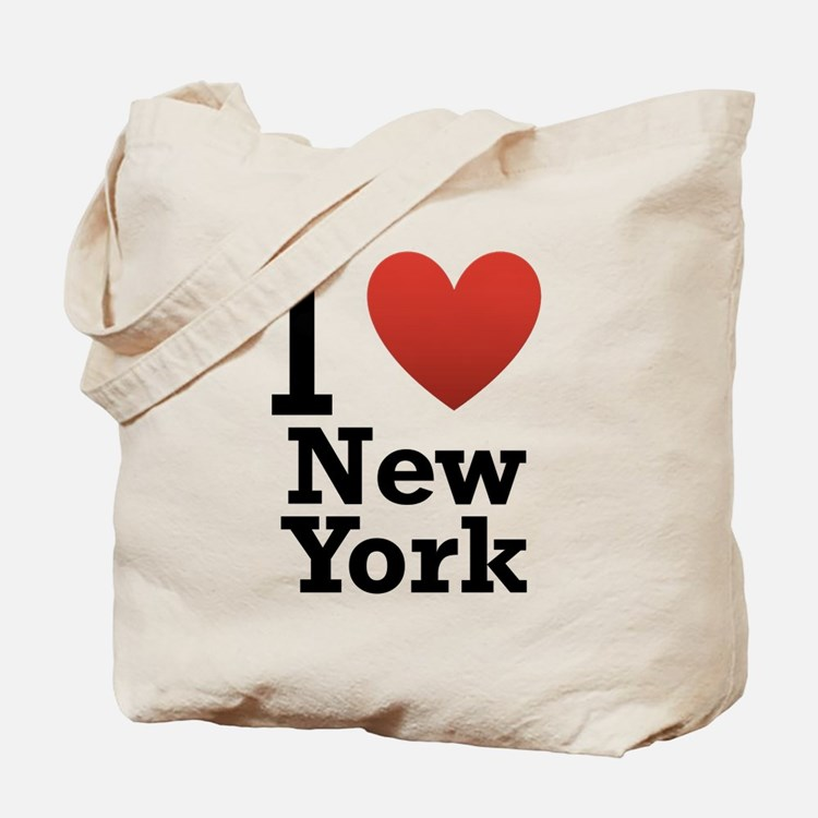 I love New York Tote Bag