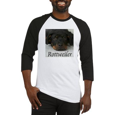 Rottie Pup Baseball Jersey