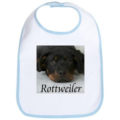 Rottie Pup Bib