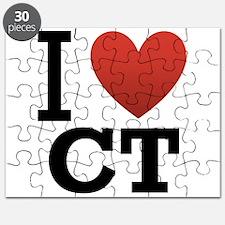 I Love CT Puzzle