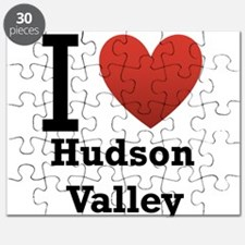 I Love Hudson Valley Puzzle