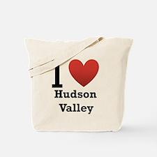 I Love Hudson Valley Tote Bag