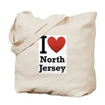 I <3 North Jersey Tote Bag
