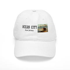 I <3 Ocean City Baseball Cap