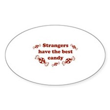 Strangers Candy Decal