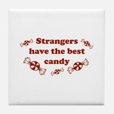 Strangers Candy Tile Coaster