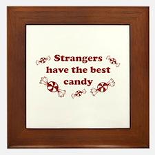 Strangers Candy Framed Tile