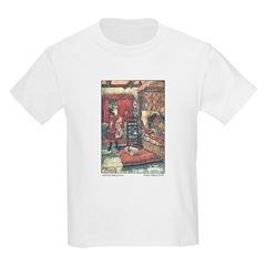 Folkard's Red Riding Hood Kids T-Shirt