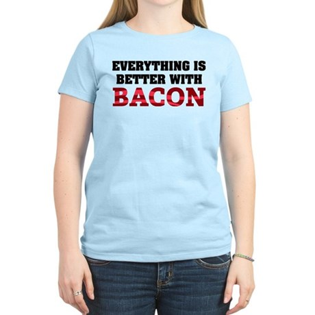 Bacon Women's Light T-Shirt