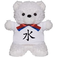 chinese signs 3 Teddy Bear