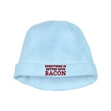 Bacon baby hat