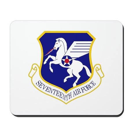 17th Air Force Mousepad