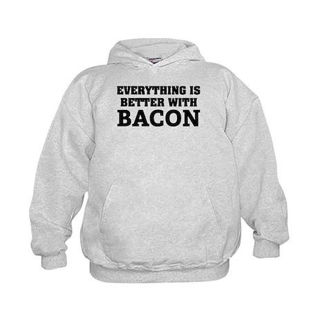 Bacon Kids Hoodie