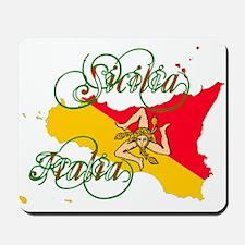 Sicilia Italia Mousepad