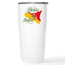 Sicilia Italia Travel Coffee Mug
