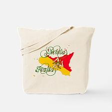 Sicilia Italia Tote Bag