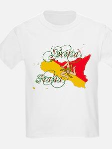 Sicilia Italia T-Shirt