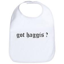 got haggis ? Bib